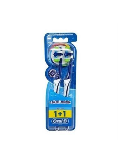 Oral-B OralB Complete 5 Bölgeli Temizlik 1+1 Diş FırÇası Renksiz